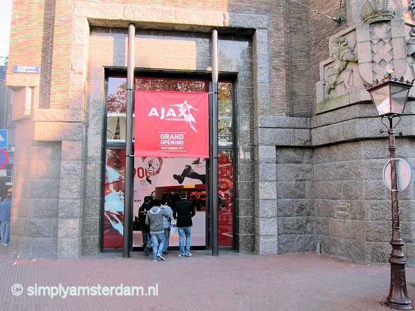 Ajax Experience Amsterdam to close down