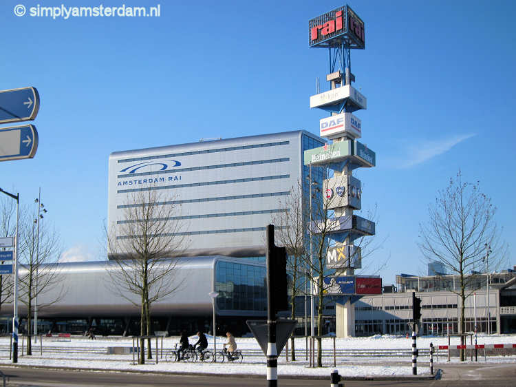 Amsterdam RAI Conference Center