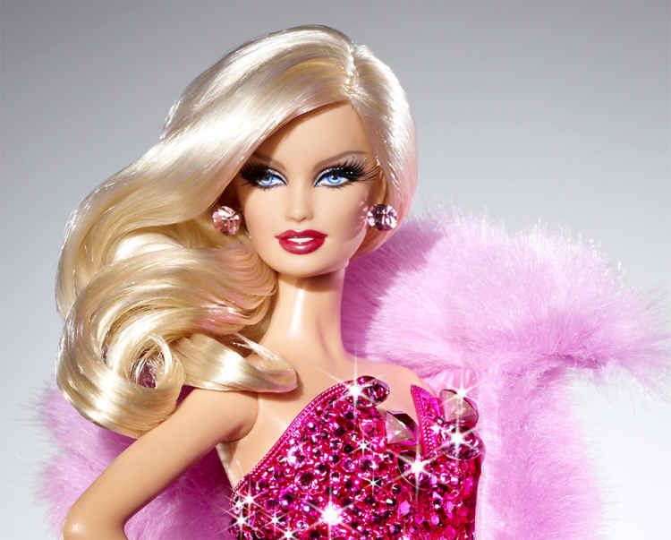 Exhibition 50 years Barbie in Museum of Bags and Purses