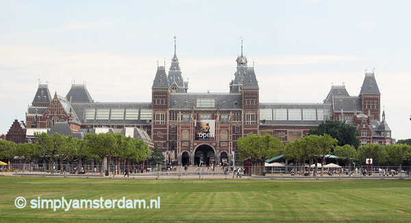 Free Rembrandt breakfast in Rijksmuseum garden on July 15