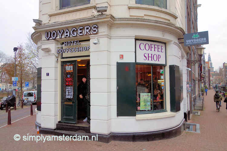 Voyagers coffeeshop