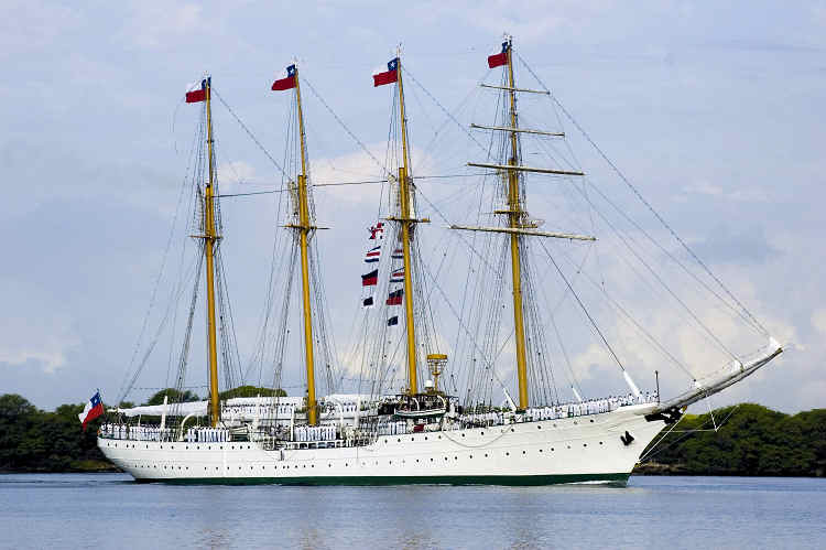 Esmeralda (picture courtesy Wikipedia)