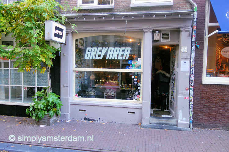 Grey Area coffeeshop