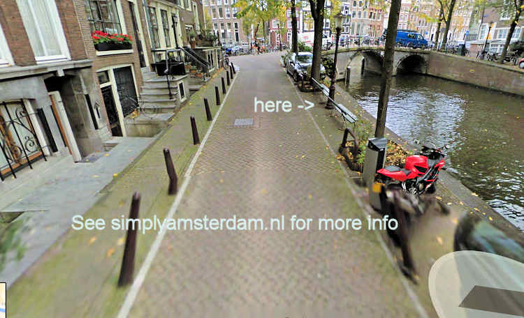 Amsterdam will place new