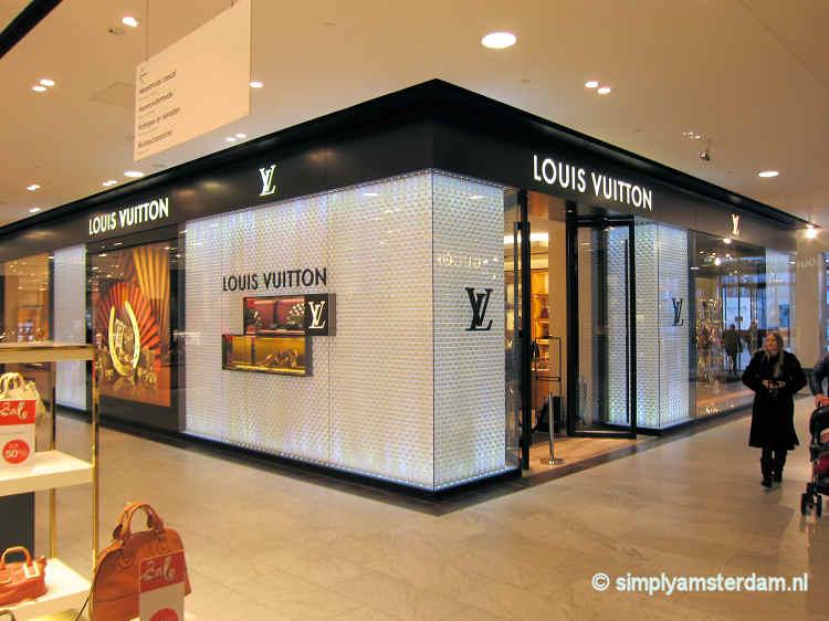 Tassen Louis Vuitton Bijenkorf : Bijenkorf