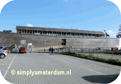 Noahs Ark in Amsterdam