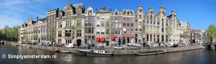 Herengracht canal.