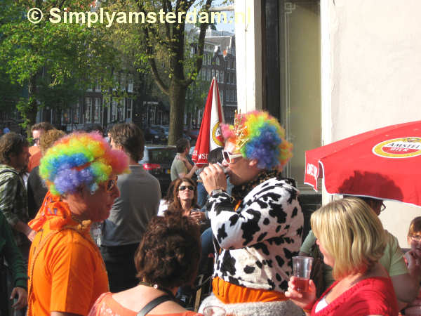 Queensday Amsterdam