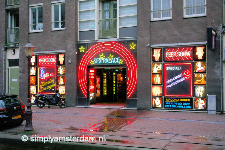 redlight prive ero massage amsterdam