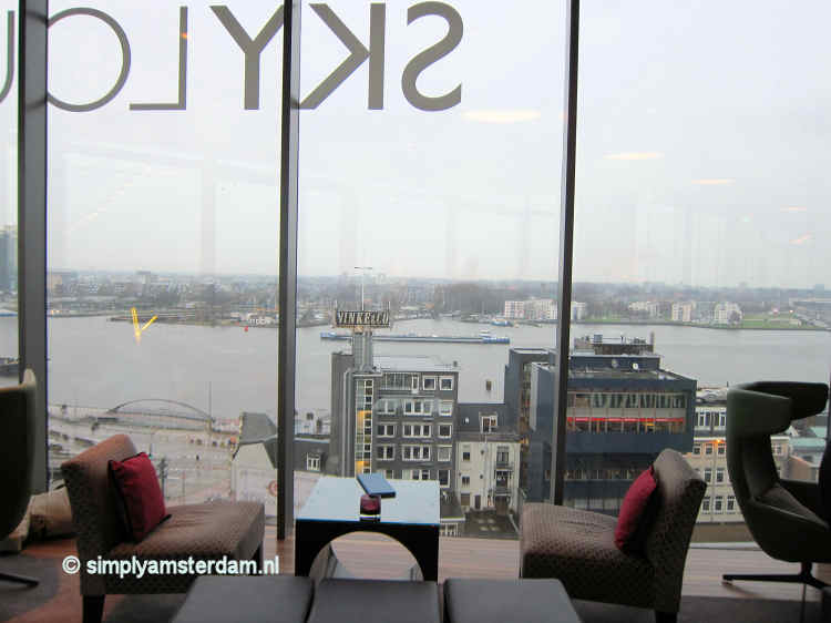 Skylounge view
