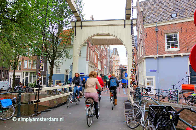 Staalmeesterbrug (draw bridge)