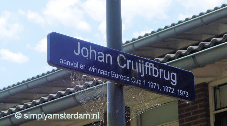 Johan Cruijff bridge