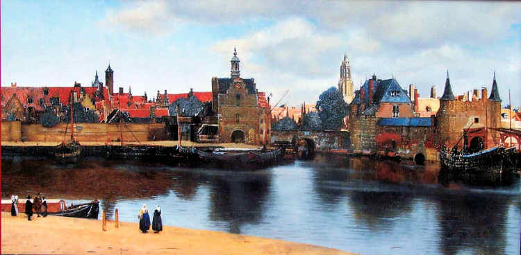 Private Guided Vermeer Art Tour
