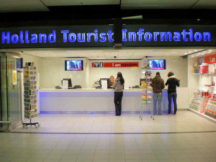 Visitor Information Centre Schiphol Airport