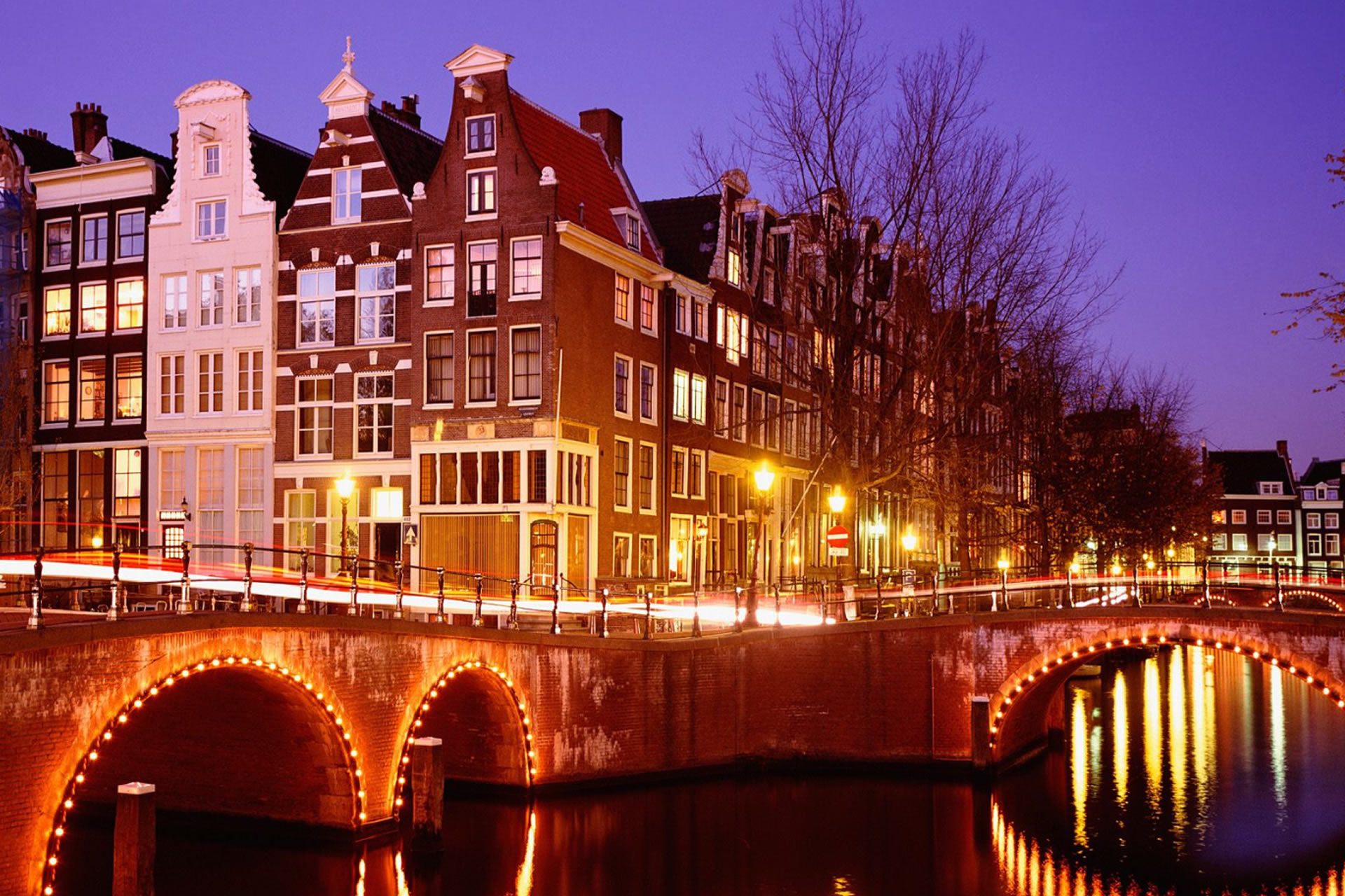 Horror attractions in Amsterdam